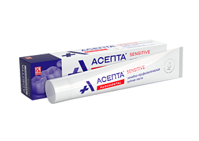 ASEPTA<sup>®</sup> Sensitive therapeutic toothpaste